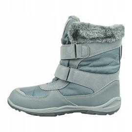 Zimske čizme Kappa Gurli Tex Jr 260728K-1615 siva 1