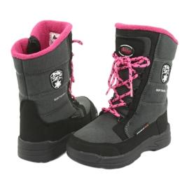 American Club Čizme za snijeg s američkim klubom SN13 membrane sive 4