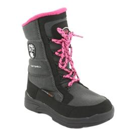 American Club Čizme za snijeg s američkim klubom SN13 membrane sive 1