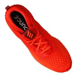Cipele Adidas Alphabounce Em M BW1202 crvena 3