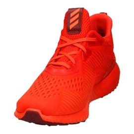 Cipele Adidas Alphabounce Em M BW1202 crvena 4