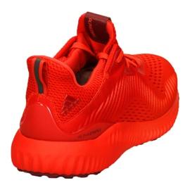 Cipele Adidas Alphabounce Em M BW1202 crvena 5