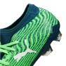 Puma One 18.2 Fg M 104533-04 nogometne čizme zelena zelena 1