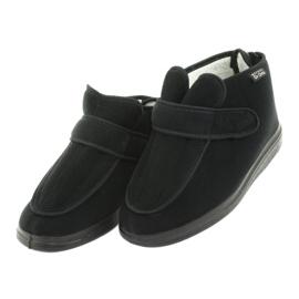 Befado ženske cipele pu orto 987D002 crna 4