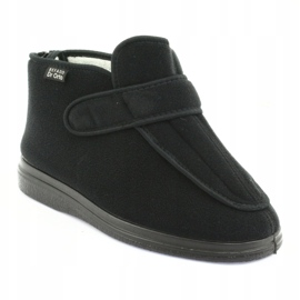 Befado ženske cipele pu orto 987D002 crna 2