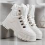 SHELOVET Izolirane tenisice bijela 4