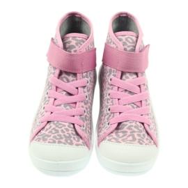 Dječje cipele Befado 268X057 ružičasta siva 5