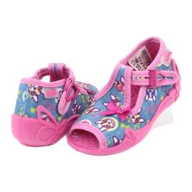 Dječje cipele Befado ružičaste 213P113 4