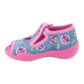 Dječje cipele Befado ružičaste 213P113 2