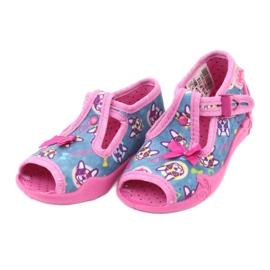 Dječje cipele Befado ružičaste 213P113 3