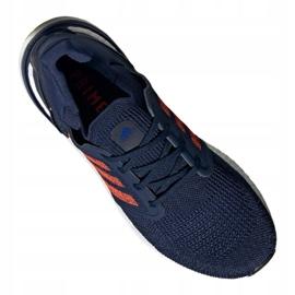 Cipele Adidas UltraBoost 20 M EG0693 mornarica 1