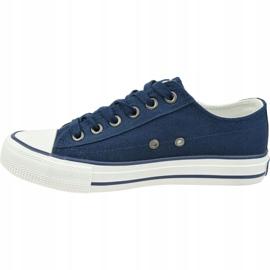 Cipele s velikim zvijezdama W DD274335 mornarica 1