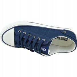 Cipele s velikim zvijezdama W DD274335 mornarica 2