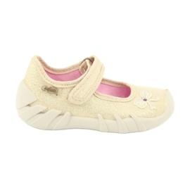 Dječje cipele Befado 109P152 žuti 2