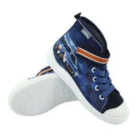 Dječje cipele Befado 268X063 mornarsko plava plava 4