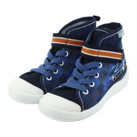 Dječje cipele Befado 268X063 mornarsko plava plava 5