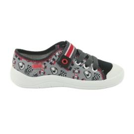 Dječje cipele Befado 251X083 crvena siva 1