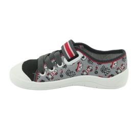 Dječje cipele Befado 251X083 crvena siva 3