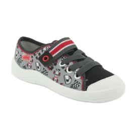 Dječje cipele Befado 251X083 crvena siva 2