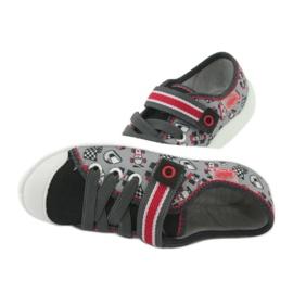 Dječje cipele Befado 251X083 crvena siva 5