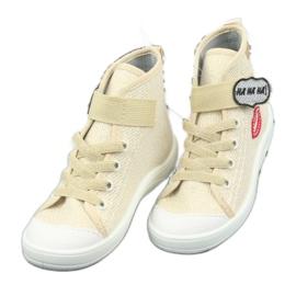 Dječje cipele Befado 268X069 smeđa siva 5