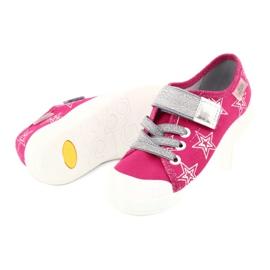 Dječje cipele Befado 251X096 ružičasta siva 4