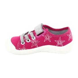 Dječje cipele Befado 251X096 ružičasta siva 2