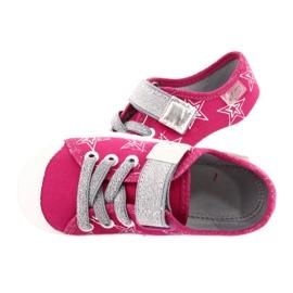 Dječje cipele Befado 251X096 ružičasta siva 5