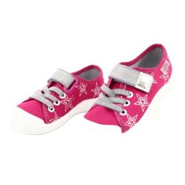 Dječje cipele Befado 251X096 ružičasta siva 3