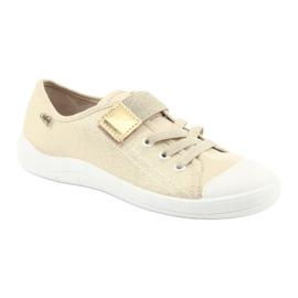 Befado dječje cipele 251Q071 raznobojna zlatna 2