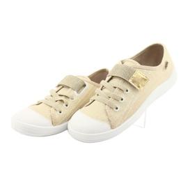 Befado dječje cipele 251Q071 raznobojna zlatna 4
