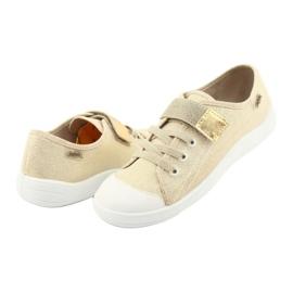 Befado dječje cipele 251Q071 raznobojna zlatna 5