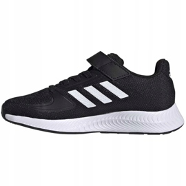 Cipele adidas Runfalcon 2.0 Jr FZ0113 crno 2