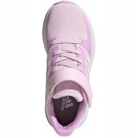 Cipele adidas Runfalcon 2.0 C Jr FZ0119 crno ružičasta 2