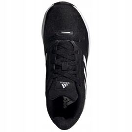 Cipele Adidas Runfalcon 2.0 K Jr FY9495 crno plava 2