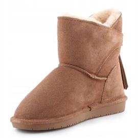 BearPaw Mia Jr 2062Y-220 Hickory Ii cipele bijela smeđa 2