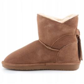 BearPaw Mia Jr 2062Y-220 Hickory Ii cipele bijela smeđa 4