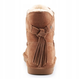 BearPaw Mia Jr 2062Y-220 Hickory Ii cipele bijela smeđa 5