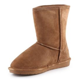BearPaw Emma Youth 608Y-920 W Hickory Neverwet cipele smeđa crno 2