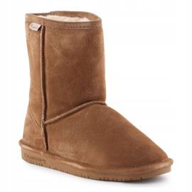 BearPaw Emma Youth 608Y-920 W Hickory Neverwet cipele smeđa crno 3