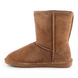 BearPaw Emma Youth 608Y-920 W Hickory Neverwet cipele smeđa crno 4