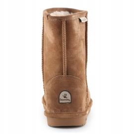 BearPaw Emma Youth 608Y-920 W Hickory Neverwet cipele smeđa crno 5