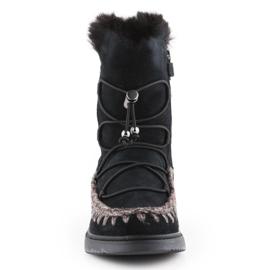 Zimske cipele Geox J Thymar GB Jr J944FB-00022-C9999 smeđa plava 1