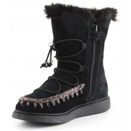 Zimske cipele Geox J Thymar GB Jr J944FB-00022-C9999 smeđa plava 2