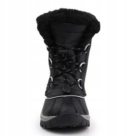 BearPaw Jr 1871Y Crne sive cipele crno 1