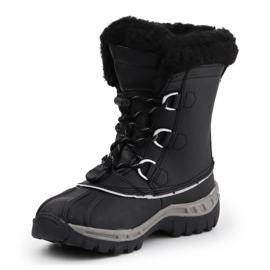 BearPaw Jr 1871Y Crne sive cipele crno 2