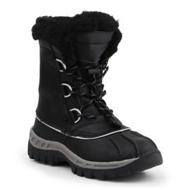 BearPaw Jr 1871Y Crne sive cipele crno 3