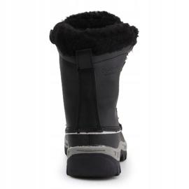 BearPaw Jr 1871Y Crne sive cipele crno 5