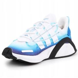Adidas cipele Lxcon Jr EE5898 crno plava 2