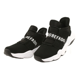 Befado cipele za mlade 516Q066 crno 2